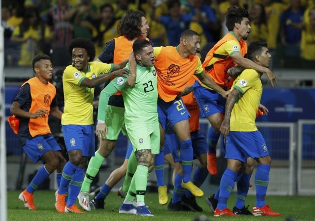 Brazylia w finale zagra z Peru