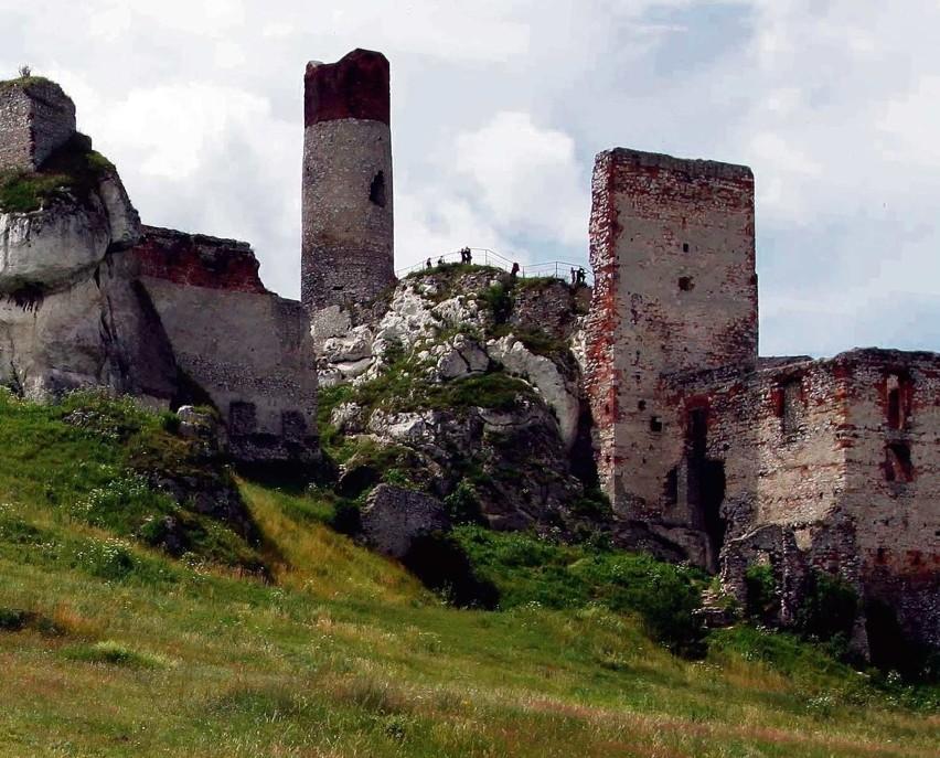 Juromania zaczyna się pod zamkiem w Olsztynie