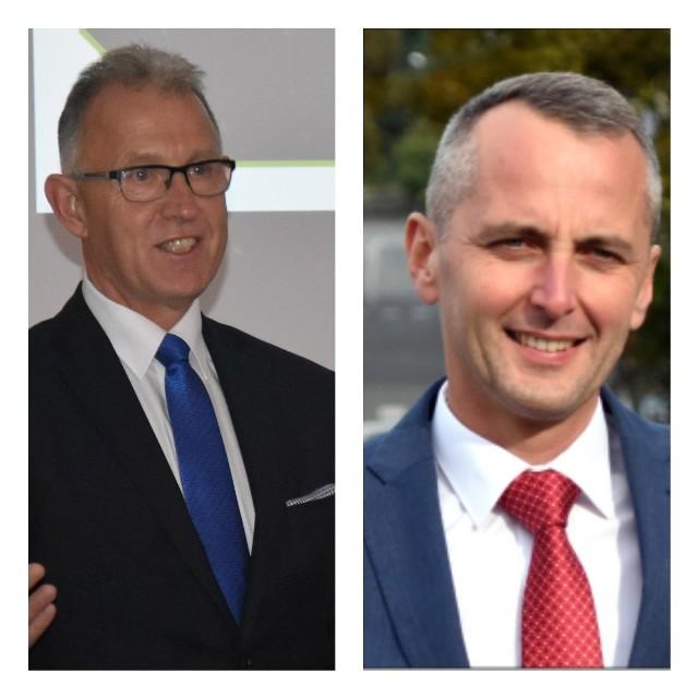 Mirosław Lenk i Dariusz Polowy skomentowali wynik wyborów samorządowych w Raciborzu