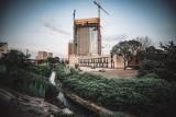 Dwie wieże w Katowicach mają już 104 metry. To inwestycja Global Office Park. Cavatina skończy biurowce w 2022. Jest nowy najemca, Hyland
