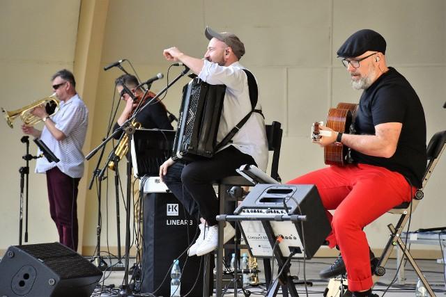 W Solankach odbył się ostatni z tegorocznych koncertów w ramach Inowrocławskiego Lata Muzycznego. Na bałkańską nutę zagrał zespół Propabanda