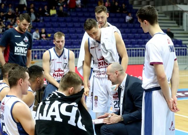 Drużyna Kinga Szczecin po raz drugi z rzędu zakończyła sezon na 1. rundzie fazy play-off.