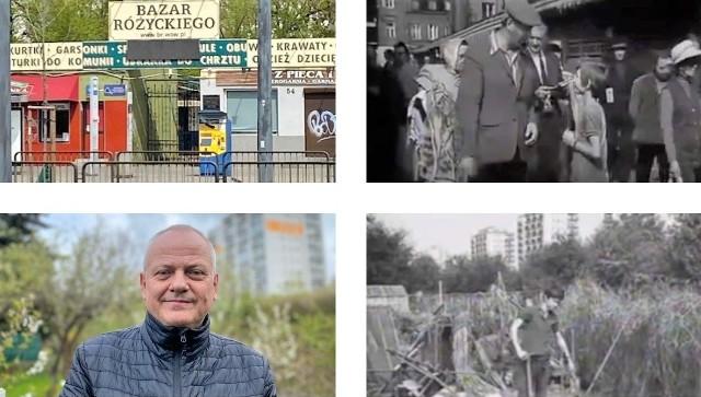 """Sławomir Szeliga z synem Kacprem uprawiają turystykę filmową. Tym razem ruszyli śladem planów serialu """"Stawiam na Tolka Banana"""""""
