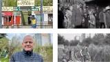 """Inowrocław. Sławomir Szeliga wraz z synem Kacprem ruszyli śladami serialu """"Stawiam na Tolka Banana"""". Zdjęcia"""
