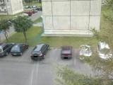 Takie parkowanie to standard na osiedlach