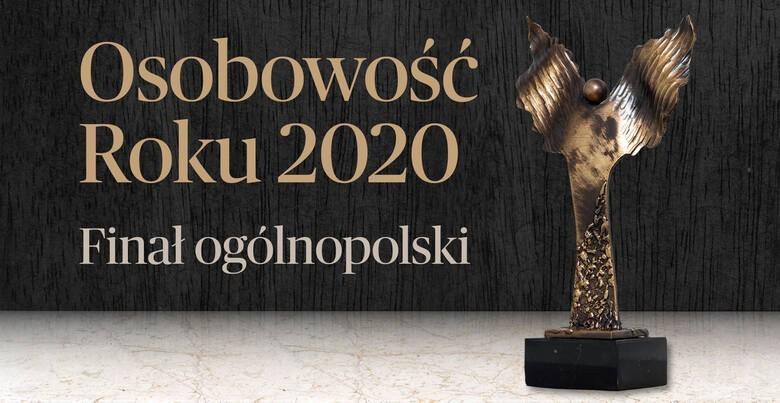 OSOBOWOŚĆ ROKU 2020 | Trwa wielki, ogólnopolski finał. Lubuszanie z szansą na tytuł Osobowość Roku Polski 2020!