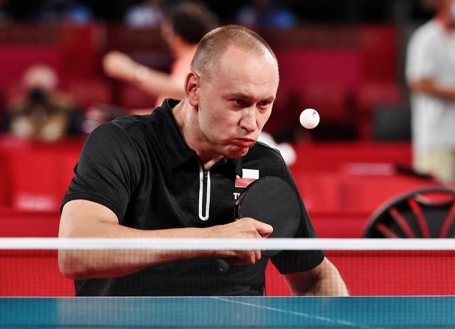 Tomasz Jakimczuk, tenisista stołowy Startu Zielona Góra
