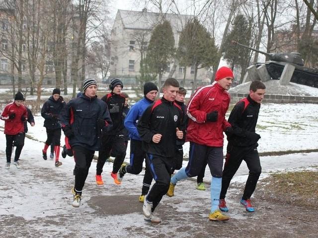 Projekt zmian ma także pomóc w szkoleniu grup juniorskich.