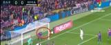 Gerard Pique kontra Sergio Ramos. Dwie świetne interwencje stoperów w El Clasico [WIDEO]