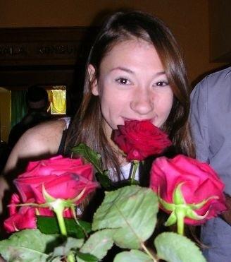 Helenę Sujecką festiwal powitał różami