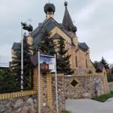 Powstał szlak nowożytnych cerkwi. Z tablic dowiemy się o historii świątyń