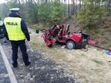 Na drogach województwa łódzkiego wypadków mniej, ale ginie coraz więcej osób. Policja podsumowała rok 2019 na drogach Łodzi i regionu