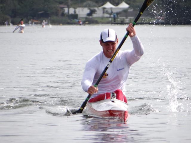 Bartosz Stabno: Trudno byłoby mi żyć, gdybym odpuścił walkę o igrzyska w Tokio