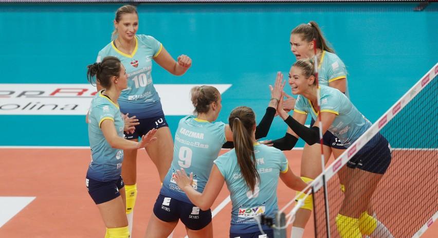 Developres na inaugurację pokonał Volley Wrocław