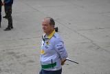Trener Aleksander Janas nie pracuje już z żużlowcami Falubazu Zielona Góra