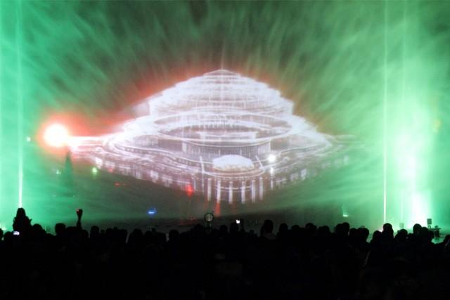 Fontanna multimedialna we Wrocławiu - będą nowe pokazy