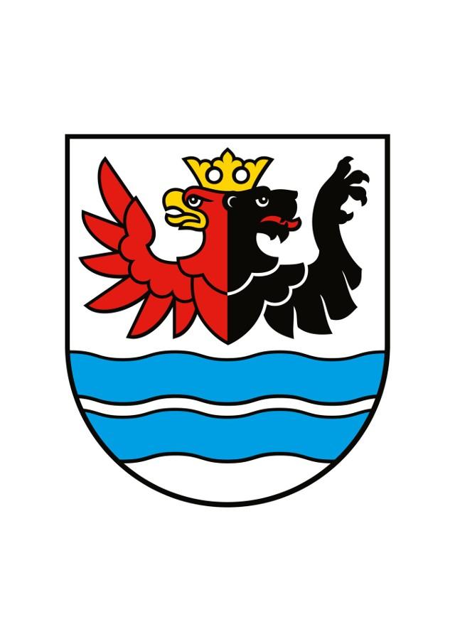 Proponowany herb powiatu sępoleńskiego przesłany do zaopiniowania komisji heraldycznej działającej przy MSWiA
