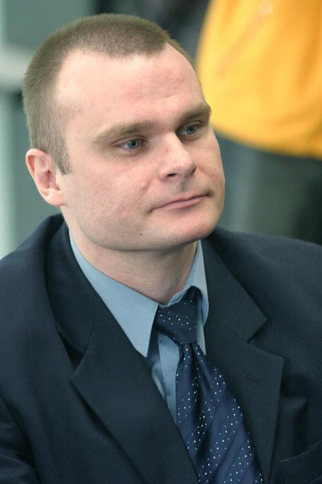 Senator Maciej Grubski