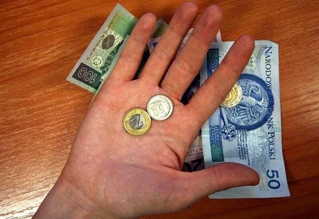 Mieszkańcy regionu mają kłopoty z oszczędzaniem pieniędzy