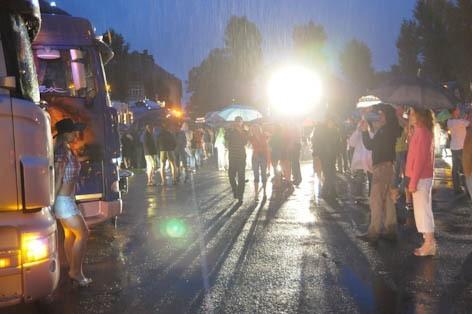 Master Truck 2009 - sobotnie imprezy.