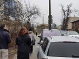 O dojeździe autem do nowej przychodni przy Batorego i niepoprawnych opiekunach czworonogów