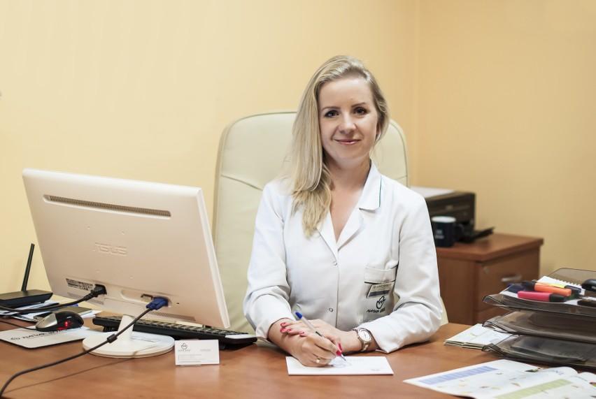 Ewa Muszyńska, dietetyk z Centrum Dietetycznego Naturhouse z Rzeszowa