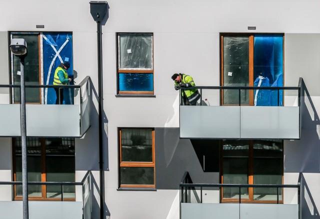 Przeciętna wartość kredytu mieszkaniowego udzielonego w I kwartale 2020 roku osiągnęła poziom 293 833 zł.