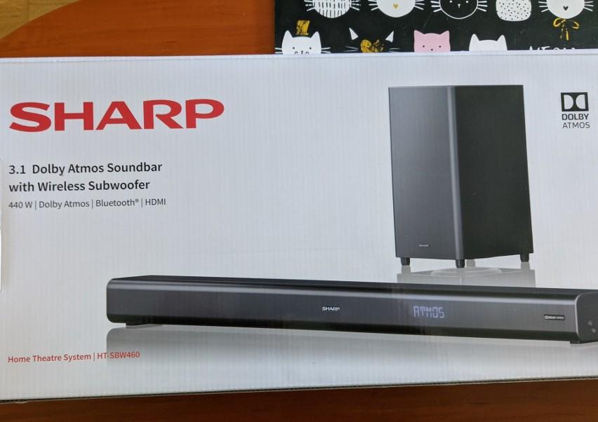 Soundbar Sharp HT-SBW460 - nasz test [FILM] - Laboratorium odc. 62
