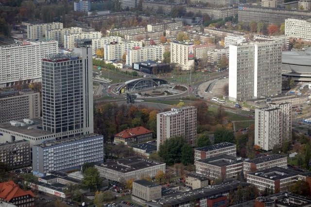 DOKP, Altus, rondo, Uniwersytecka, jesień 2013