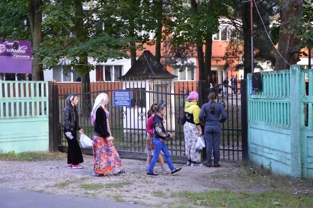 W ośrodku w Grotnikach mieszkają obecnie imigranci z krajów islamskich.