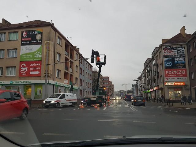 Montaż sekundników w centrum Koszalina