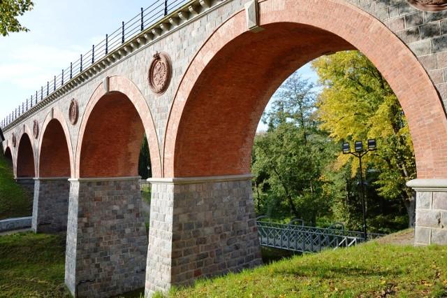 Odrestaurowany most nad rzeką Borują nominowany do konkursu ministra kultury.