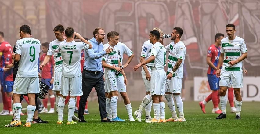 Co dalej z trenerem Piotrem Stokowcem? Zarząd Lechii Gdańsk: Sztab i zespół mają jak najlepiej przygotować się do najbliższego meczu