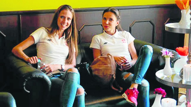 W kadrze Polski na Mistrzostwa Europy w Amsterdamie jest choćby wychowanka Victorii Stalowa Wola, Joanna Jóźwik (z prawej).