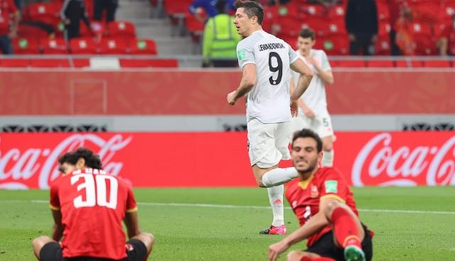 Lewandowski wcisnął, Bayern zagra w finale Klubowych Mistrzostw Świata