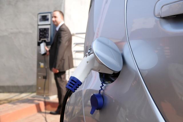 Poznań rozważa wprowadzenie systemu car sharingu w oparciu o samochody elektryczne