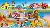 Zostań strażakiem Samem i zapisz swoją drużynę do centrum pożarniczego w Suchej Górnej!
