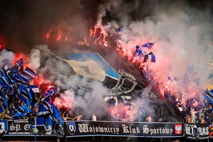Zawisza Bydgoszcz awansował do III ligi. To czwarty awans...