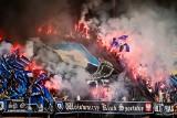 Zawisza Bydgoszcz awansował do III ligi. Zobaczcie zdjęcia kibiców z fety [galeria]