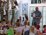 Muzeum Miejskie w Nowej Soli. Dzieci wiedzą jak powstają skamieniałości. Co więcej, same zrobiły takie naturalne rzeźby.