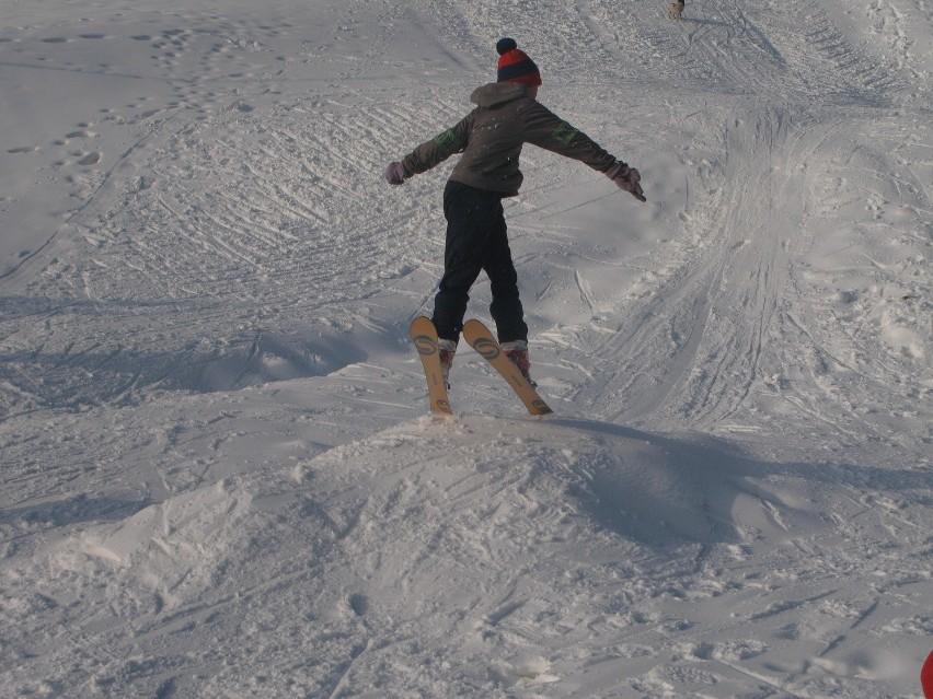 Zakopane: pierwsi narciarze już szusują! [ZDJĘCIA]