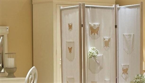 Parawan pokojowy to praktyczny ale i niezwykle dekoracyjny element wyposażenia wnętrza.