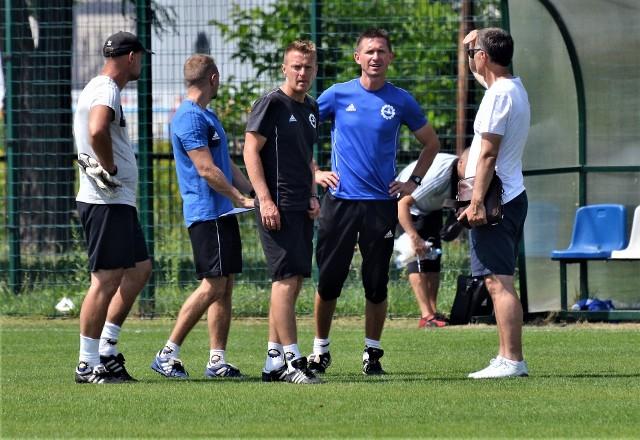 Zmiany w sztabie szkoleniowym PGE Stali Mielec