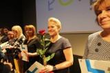 Nagrody dla nauczycieli z okazji Święta Edukacji Narodowej wręczane przez prezydent Łodzi Hannę Zdanowską.