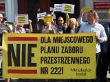 Koniec konfliktu o plany zagospodarowania dla osiedla Wzniesień Łódzkich? Jest kompromis, ale...