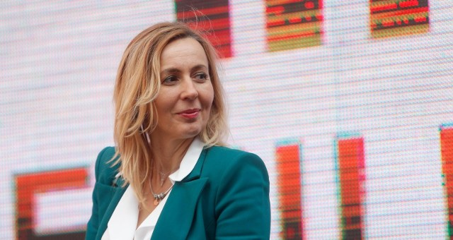 - Wsparcie w tym trudnym okresie jest szczególnie istotne - nie ukrywa Marta Półtorak