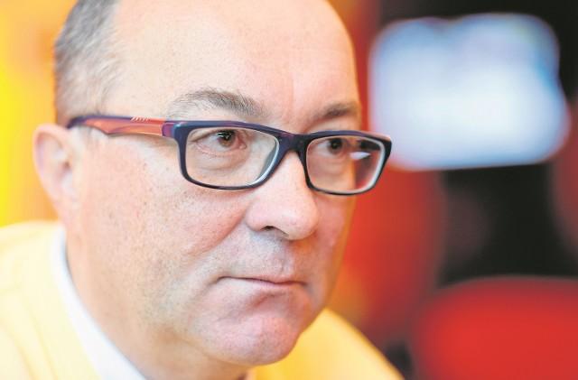Włodzimierz Czarzasty z SLD nie wróży Markowi Siwcowi powodzenia w wyborach do PE.