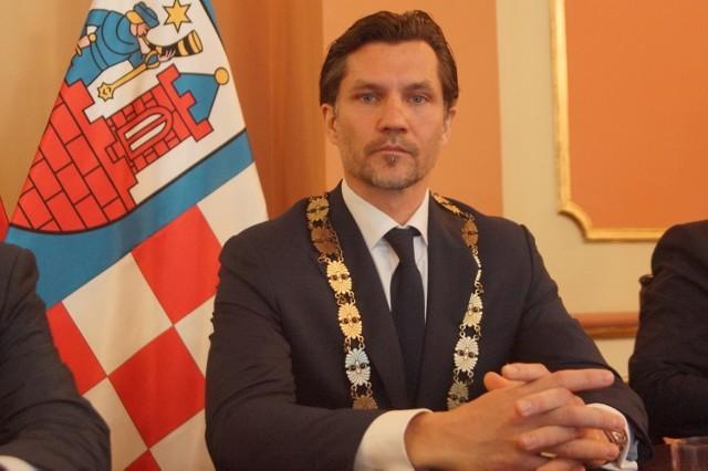 Krystian Kinastowski, prezydent Kalisza.