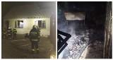 OSP Nowokornino. Druh Piotr pomagał gasić ogień. Teraz sam stracił dom w pożarze. Trwa zbiórka na remont (zdjęcia)