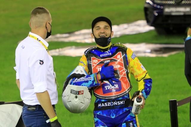 Bartosz Zmarzlik obronił tytuł indywidualnego mistrza Ekstraligi.